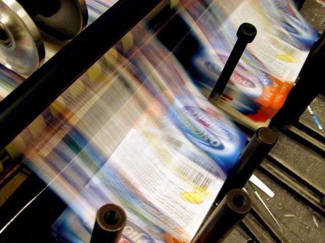 Digitalni tisk nalepk in etiket